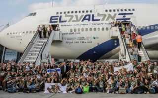 Закон о возвращении в Израиль: репатриация