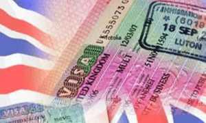 Анкета на визу в Великобританию в 2020 году. Подробный образец заполнения