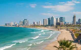 Работа и вакансии в Тель-Авиве для русских и украинцев в 2020 году
