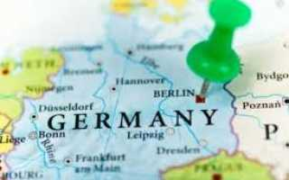 Как оформить транзитную визу в Германию для россиян в 2020 году