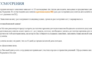 Документы на визу в Хорватию