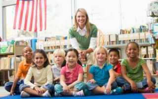 Система образования в США в 2020 году: дошкольные, средние и высшие учебные заведения