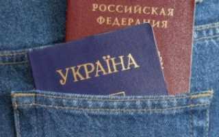Свидетельство о предоставлении временного убежища в РФ в 2020 году